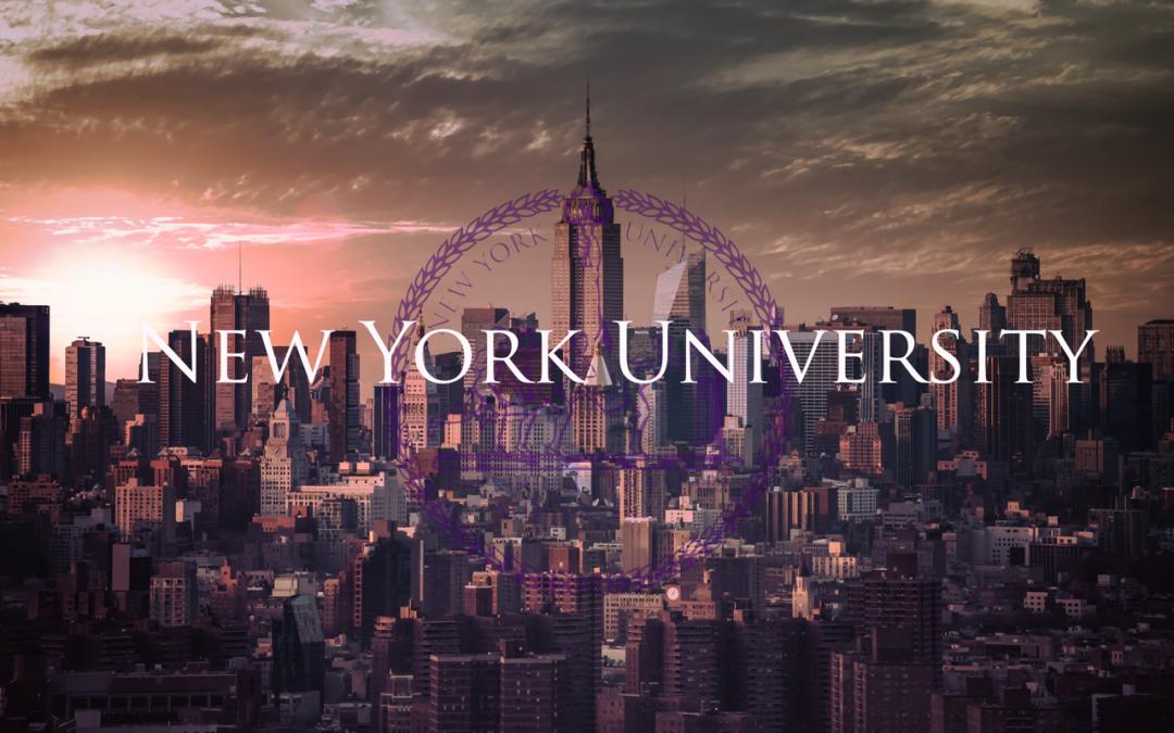 2021年纽约大学夏校:NYU Summer Precollege(有学分)