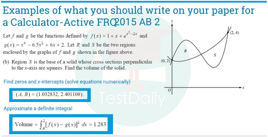 2021年AP微积分AB/BC官方指导:计算器要求/官方样题/考察内容/备考建议都在这!
