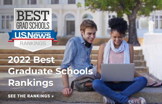 2022年U.S.News美国最佳研究生院排名Top20发布,附雅思成绩要求!