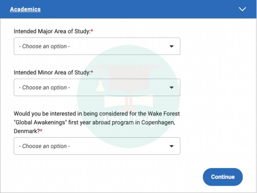 申请美国大学时,一所学院只能选择一个专业吗?哪些学校支持多选专业?