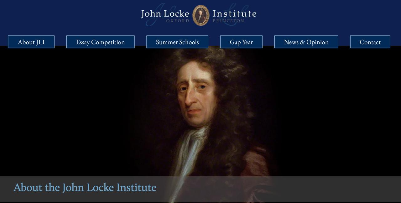 约翰洛克写作竞赛难吗?看TD申请4位同学如何闯入2021 John Locke论文竞赛入围!
