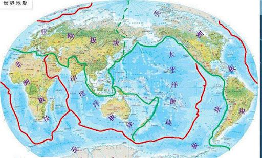 地球生命的孕育与板块运动有关?-SAT科学类文章背景知识