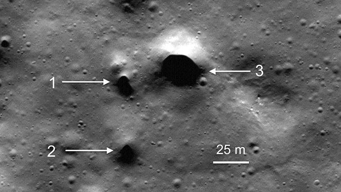 月球上到底有没有可以住人的天然熔岩地下管道 -SAT阅读科学类文章背景知识