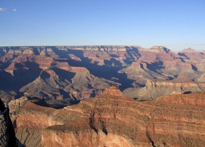 SAT阅读自然科学类文章背景知识:美国大峡谷的形成在7000万年前还是600万年前?