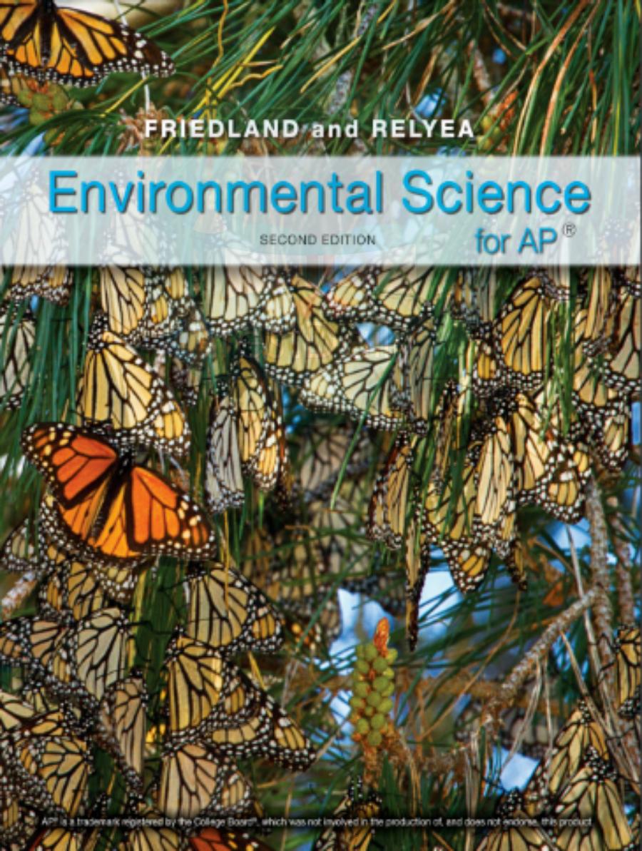 AP环境科学备考教材教辅良心推荐!免费下载领取!