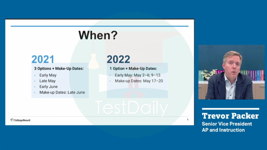 2022年AP考试最新消息!AP将变回只有一个考期,部分科目仍有网考机会!